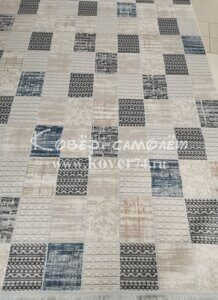 Ковёр LACASSA-7237C-GREY-CREAM-stan