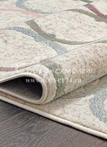 Ковёр SOFIT-C049-LIGHT CREAM-Stan
