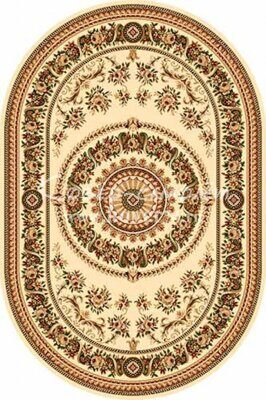 Ковёр DA VINCI-5246-CREAM-Oval