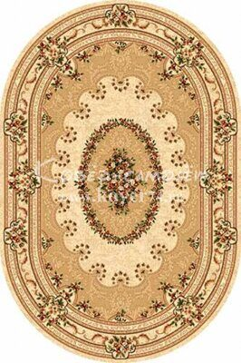 Ковёр DA VINCI-5440-CREAM-Oval