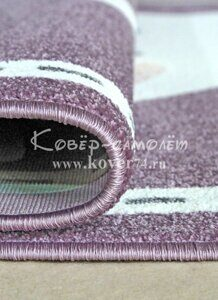 Ковёр SOFIT-2349-LIGHT PURPLE-Stan