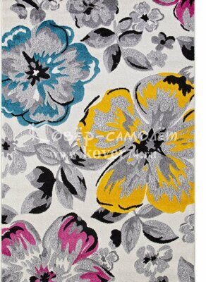 Ковёр RIO-C055-CREAM-GRAY-Stan